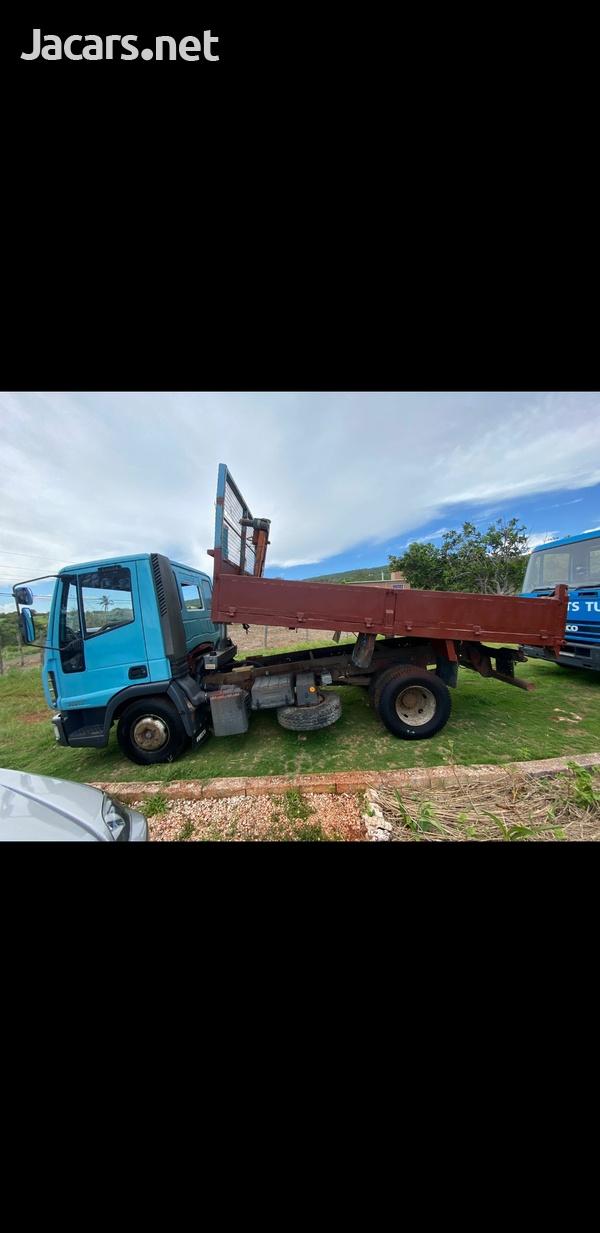Tipper truck 7.5 tone-6