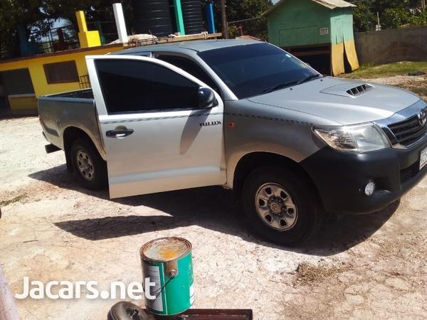 Toyota Hilux 2,5L 2015-3
