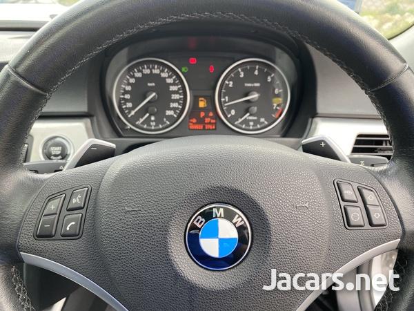 BMW 3-Series 2,5L 2011-16