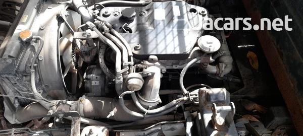 2004 Isuzu Grafter Dropside Tipper Truck-3
