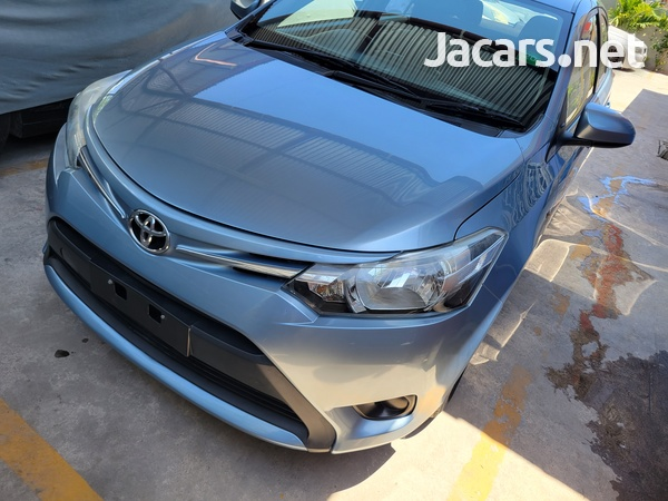 Toyota Yaris 1,5L 2018-7