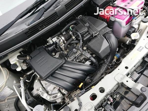 Nissan Latio 1,3L 2016-1