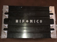 Hifonics 2000 watts