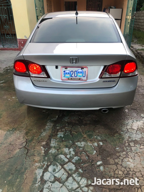Honda Civic 1,6L 2010-1