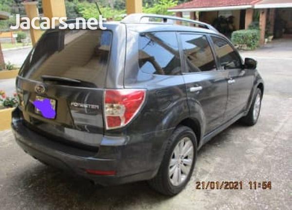 Subaru Forester 2,5L 2011-2