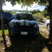 Mini Countryman 1,6L 2012