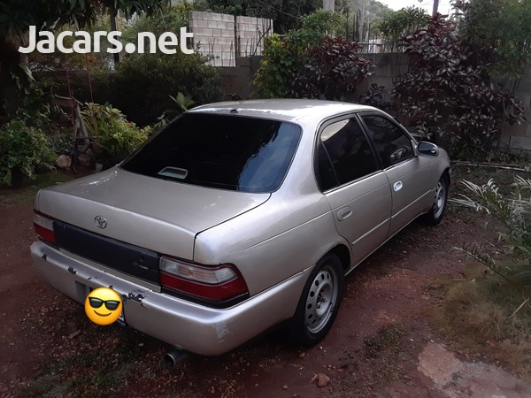 Toyota Corolla 1,5L 1995-15