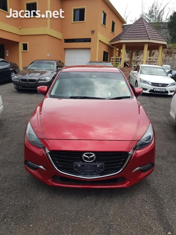 Mazda Axela 1,5L 2017-1