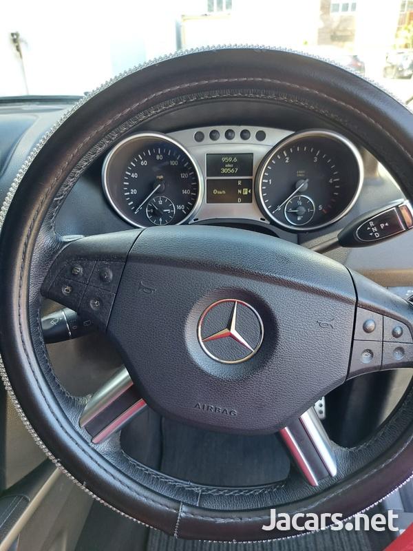 Mercedes-Benz M-Class 3,9L 2008-6