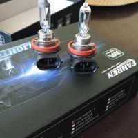 H11 and H9 headlamp bulbs