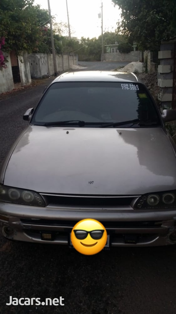 Toyota Corolla 1,5L 1995-14