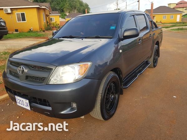 Toyota Hilux 2,5L 2008-3