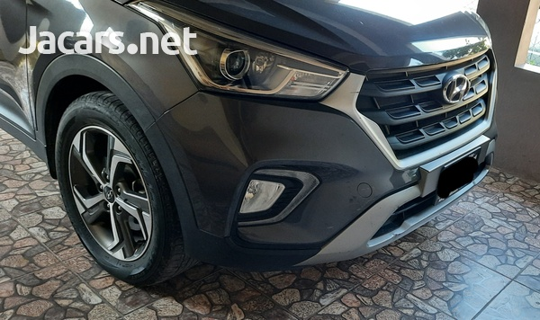 Hyundai Creta 1,6L 2020-5