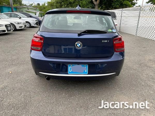 BMW 1-Series 1,6L 2015-6