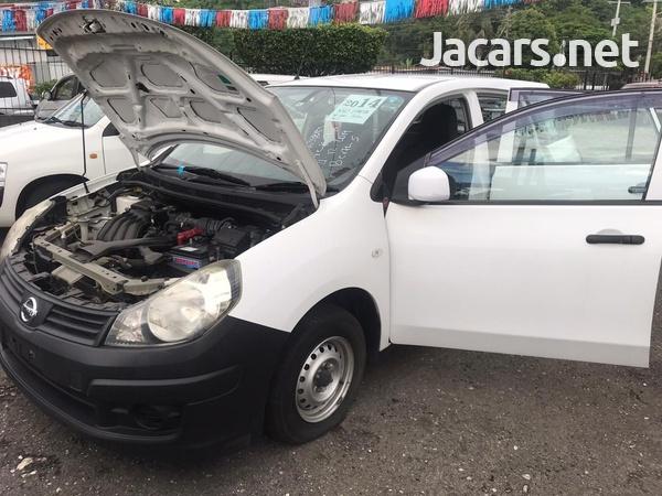 Nissan AD Wagon 1,4L 2014-5