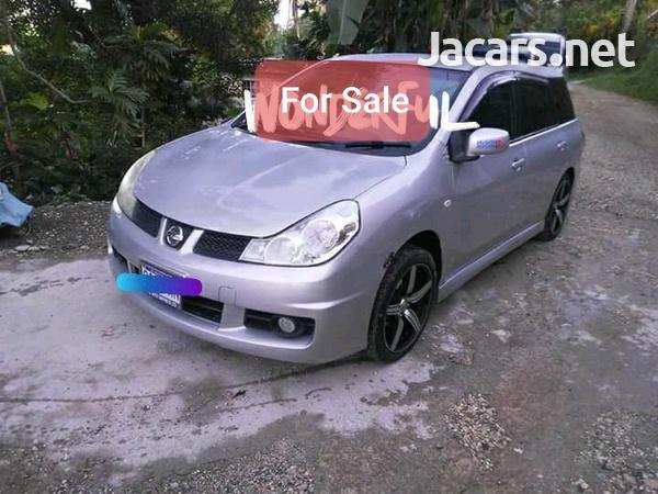 Nissan Wingroad 1,5L 2012-1