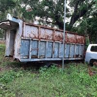 1999 Dump Bed Truck Body