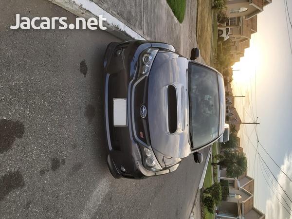Subaru WRX 2,5L 2012-1