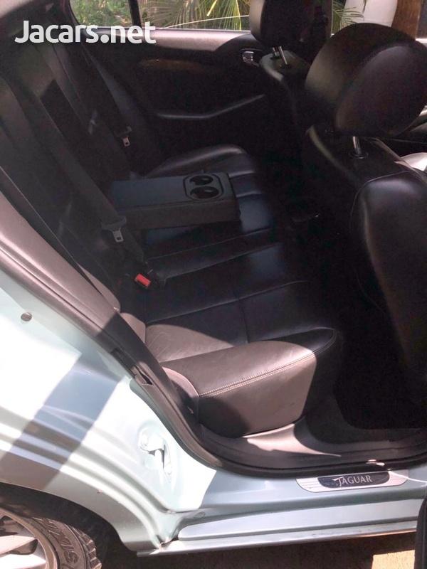 Jaguar S-Type 3,0L 2006-9