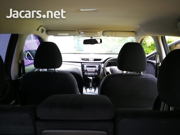 Nissan X-Trail 2,5L 2015-7