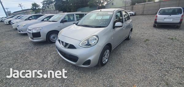Nissan March 1,3L 2015-1
