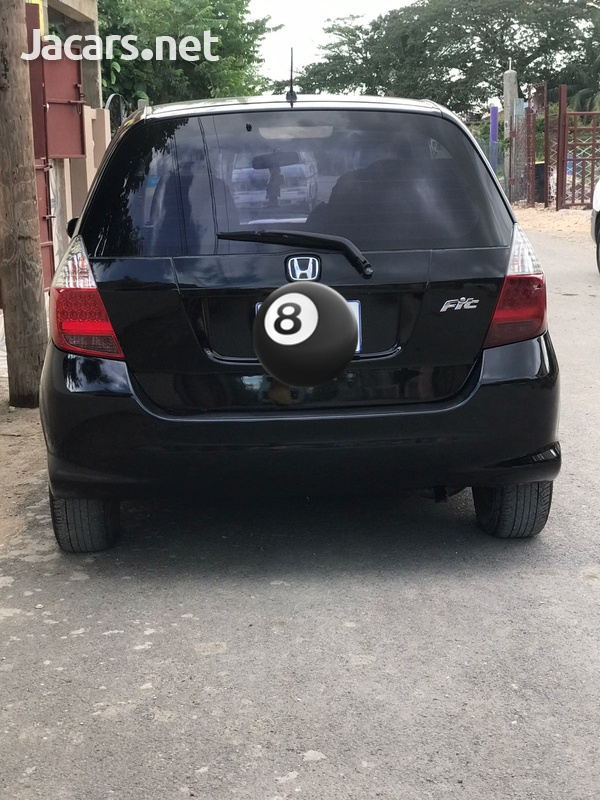 Honda Fit 1,3L 2006-3