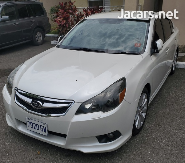 Subaru Legacy 2,4L 2010-1