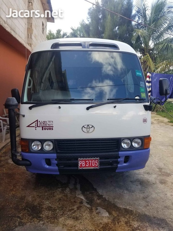 2016 Toyota Coaster Bus-7