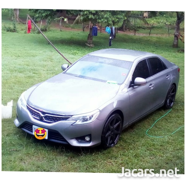 Toyota Mark X 7,5L 2013-2