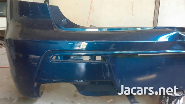 2007-2009 Mazda Axela Bumper-5