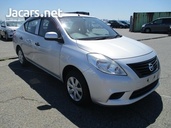 Nissan Latio 1,5L 2014-1