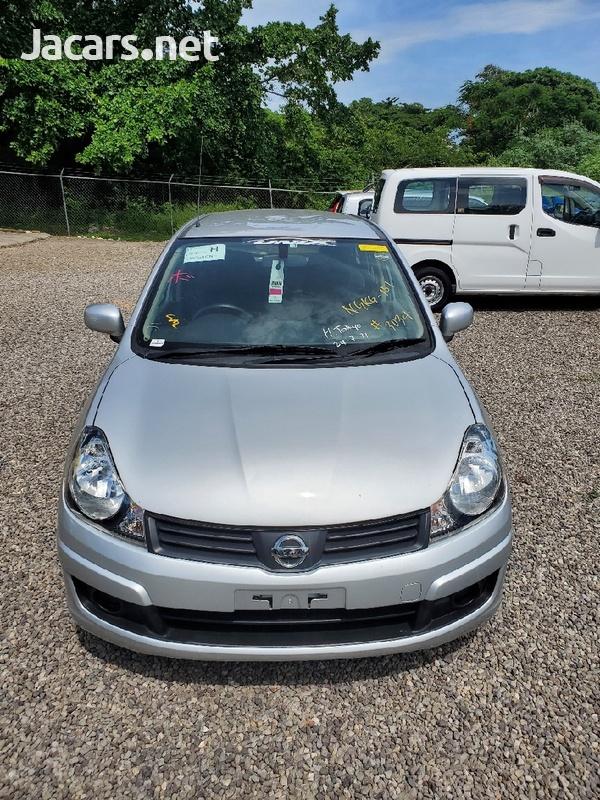 Nissan AD Wagon 1,8L 2016-1
