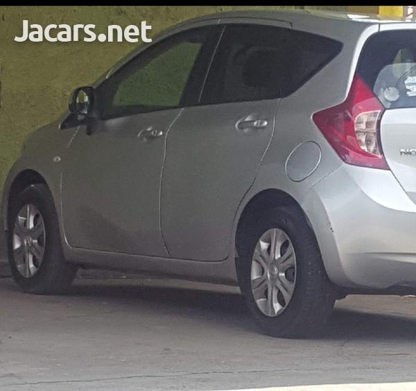 Nissan Note 1,5L 2013-2