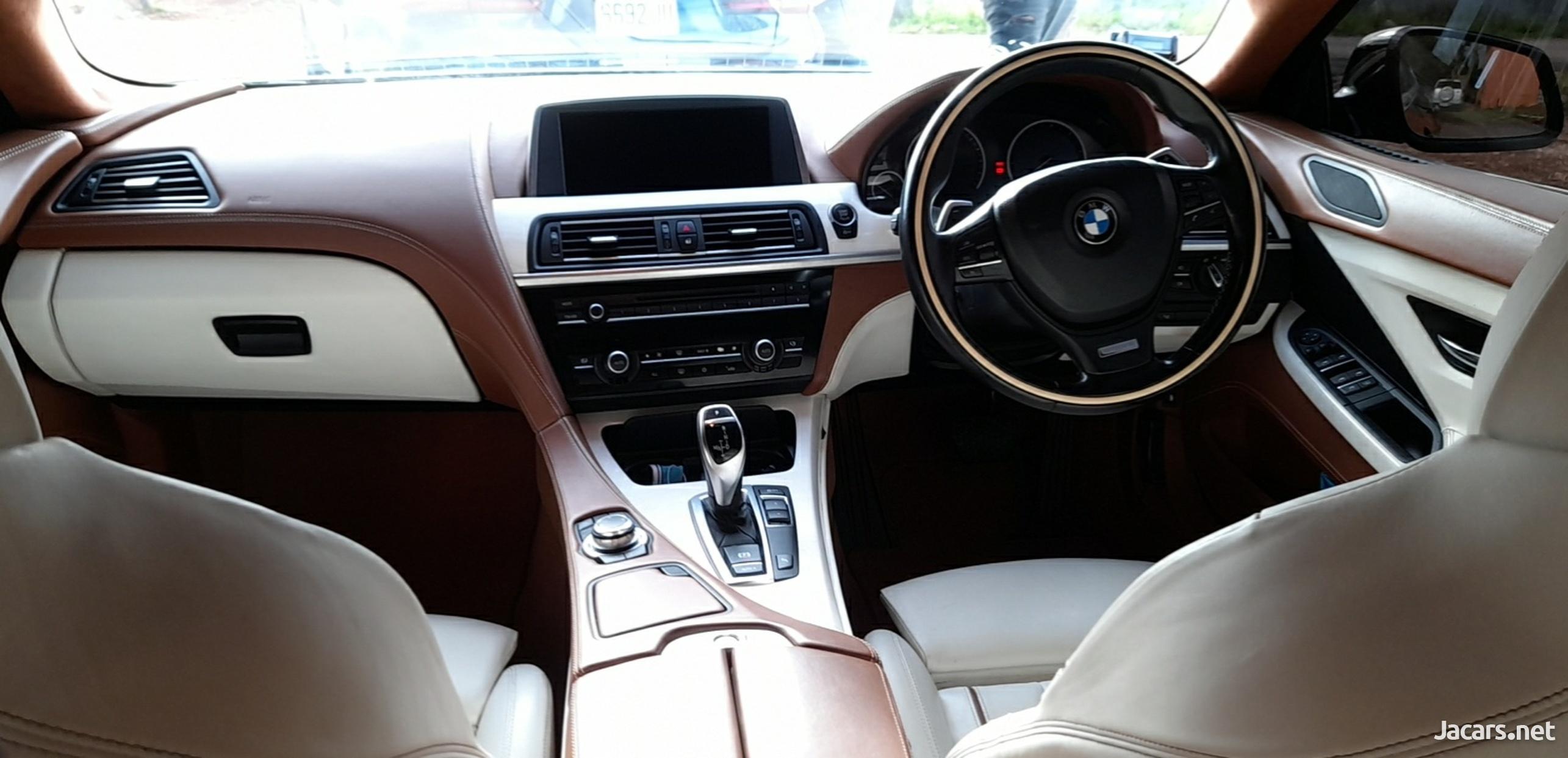BMW 6-Series 3,0L 2012-5
