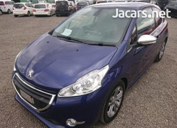 Peugeot 207 1,2L 2014-2