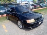 Toyota Starlet 1,5L 1996
