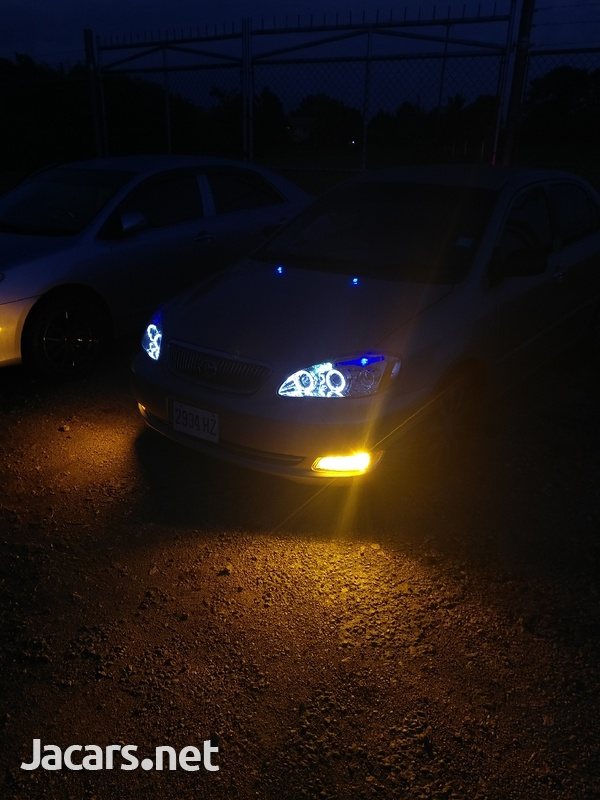 Toyota Corolla Altis 1,8L 2004-3