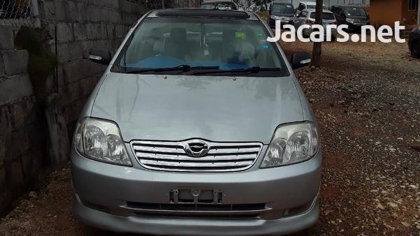 Toyota Corolla XLi 1,5L 2000-3