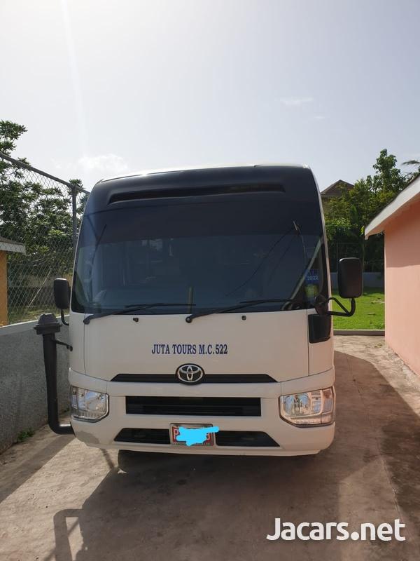 2018 Toyota Coaster Bus-2