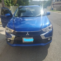 Mitsubishi ASX 2,0L 2017