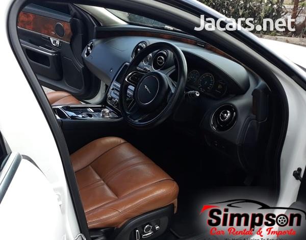 Jaguar Jaguar All Models 3,0L 2016-4
