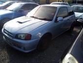 Toyota Starlet 1,5L 1998