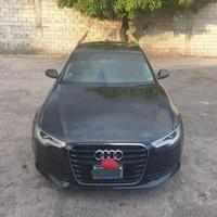 Audi A6 2,5L 2013