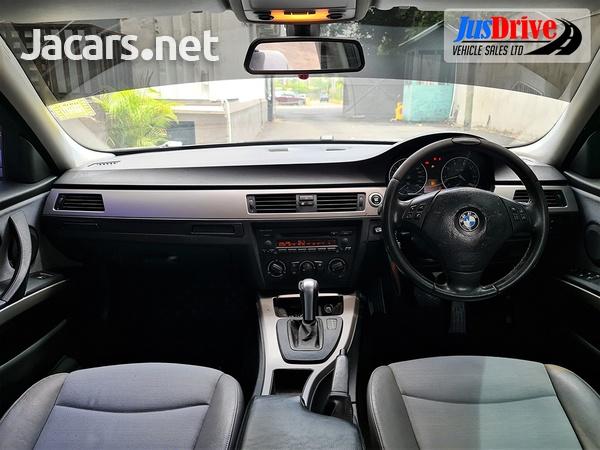 BMW 3-Series 2,0L 2007-9