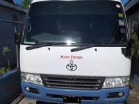 2011 Toyota Coaster Bus