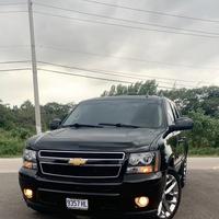 Chevrolet Suburban 5,5L 2014