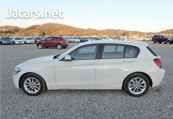 BMW 1-Series 1,6L 2015-2