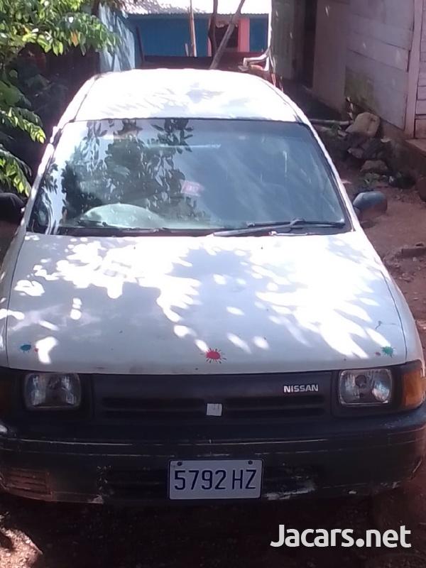 Nissan AD Wagon 1,5L 1991-7
