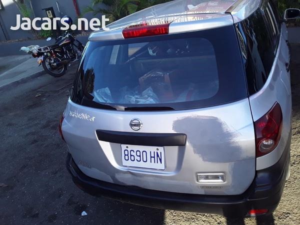 Nissan AD Wagon 1,2L 2012-3