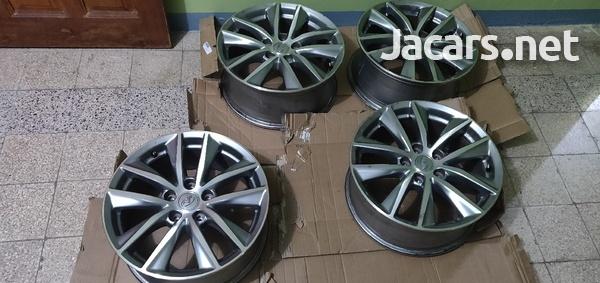 17 inch 5x114 OEM Infiniti/Nissan Wheels/Rims-1